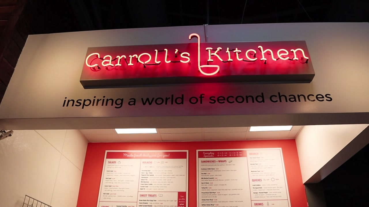 Carrolls Kitchen in Raleigh gives women employment after coming out of a crisis