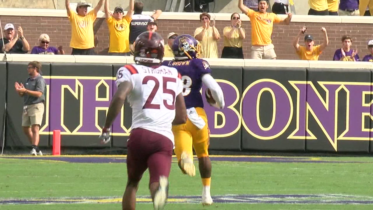 By the time Hurricane Florence crashed into the North Carolina coast in September, East Carolina University had already decided to cancel its trip to Virginia Tech.