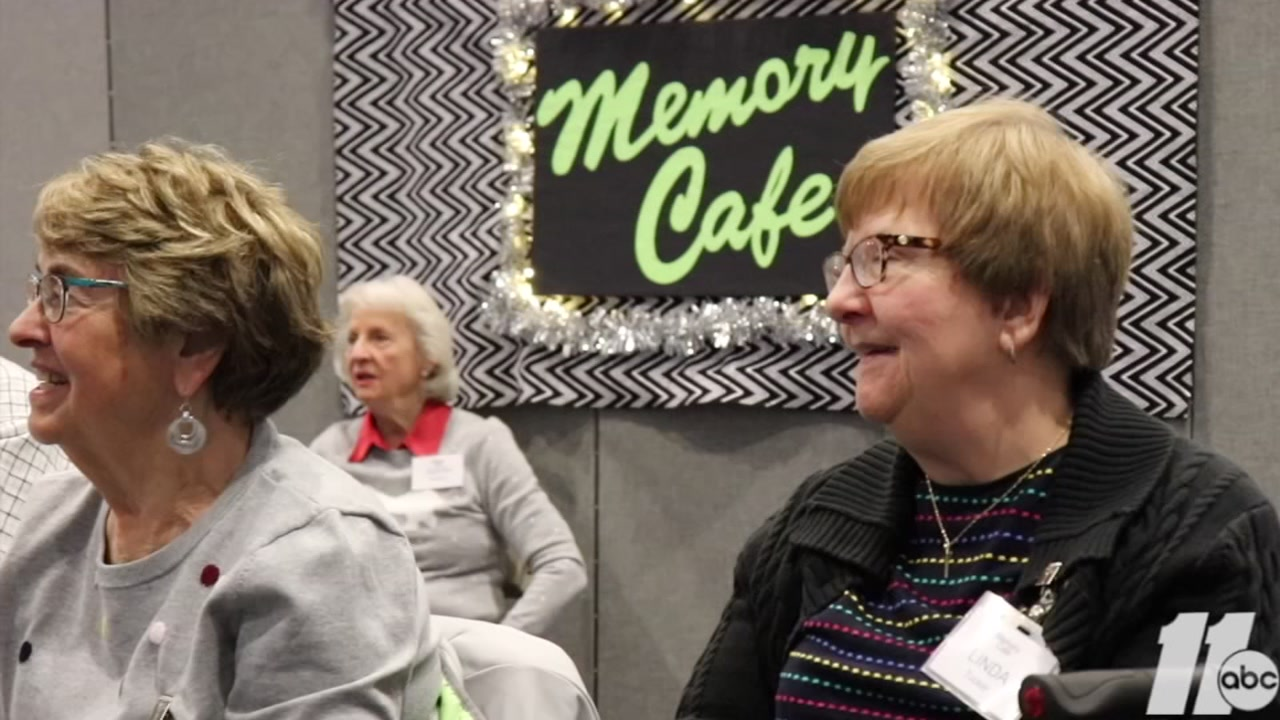 Memory Cafes are welcoming places for individuals with Alzheimers or any type of dementia and associated brain disorders.