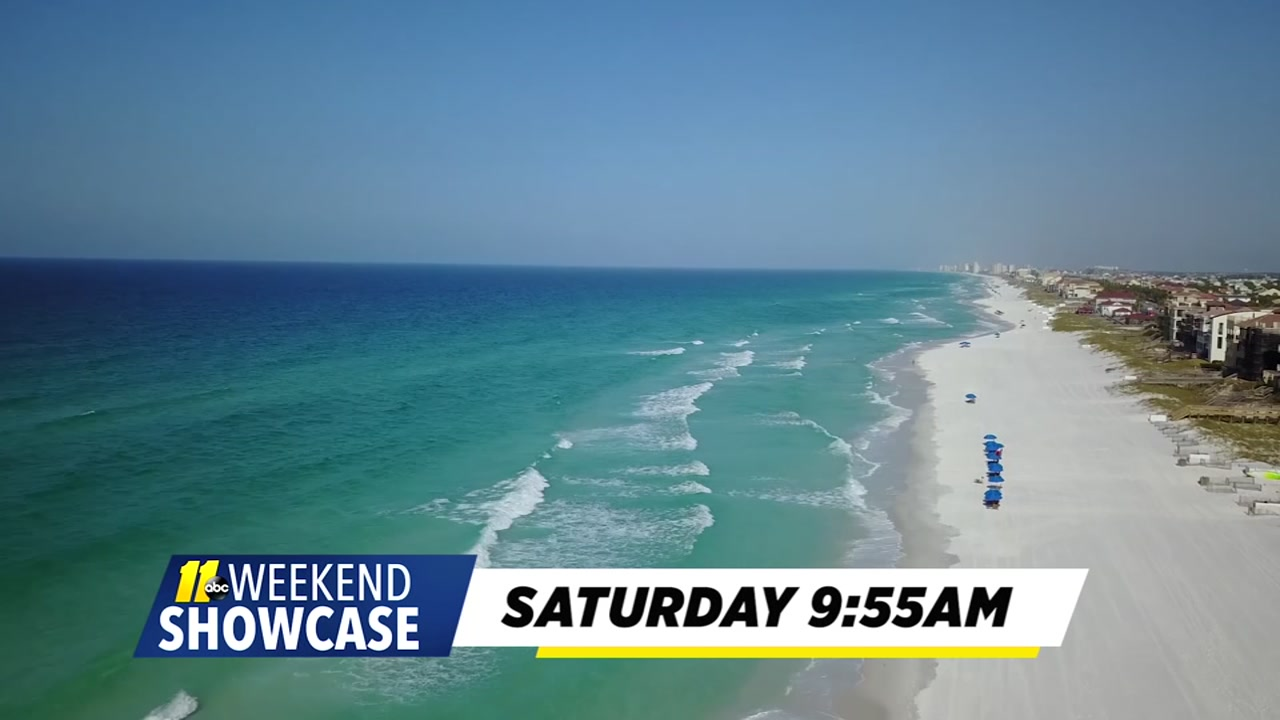 ABC11 visits Floridas coast in this weekend showcase.