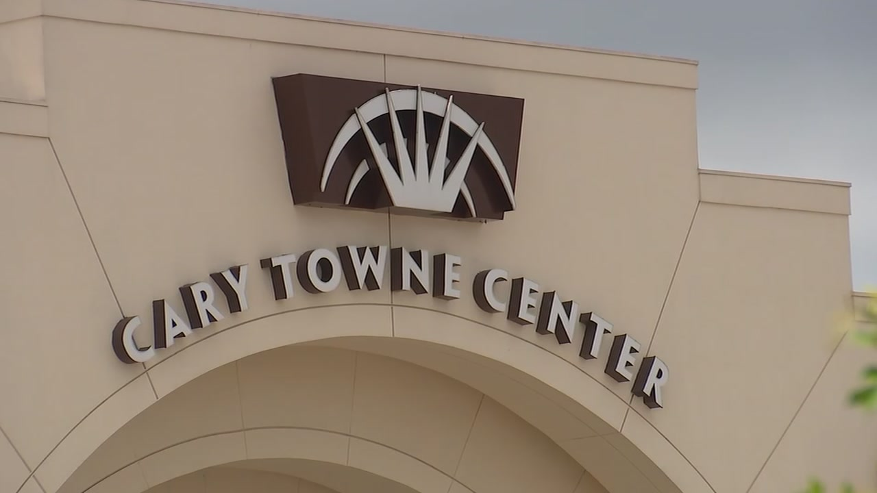 Cary Towne Center sold.