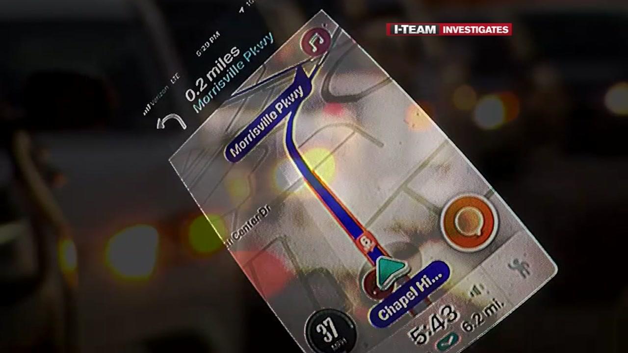 I-Team examines popularity of traffic apps.