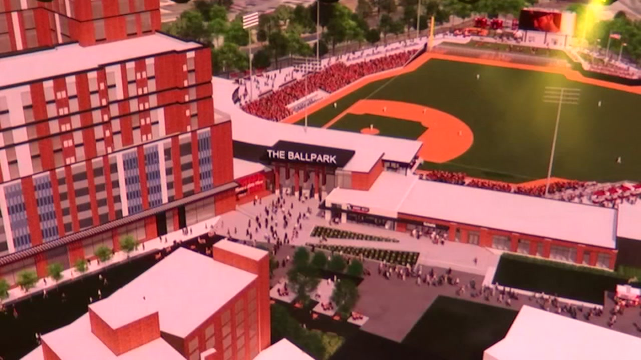 On Thursday, Fayetteville officials and the Fayetteville Woodpeckers announced they are naming the downtown ballpark SEGRA Stadium.