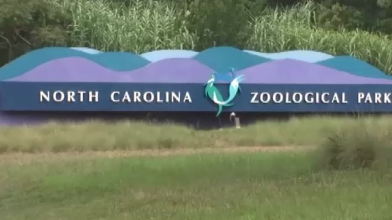 The North Carolina Zoo is expanding!