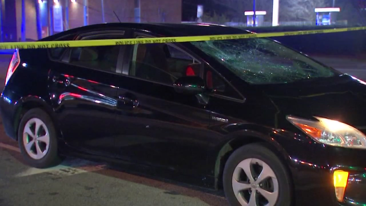 Police are investigating after a pedestrian was hit in Raleigh early on Friday morning.