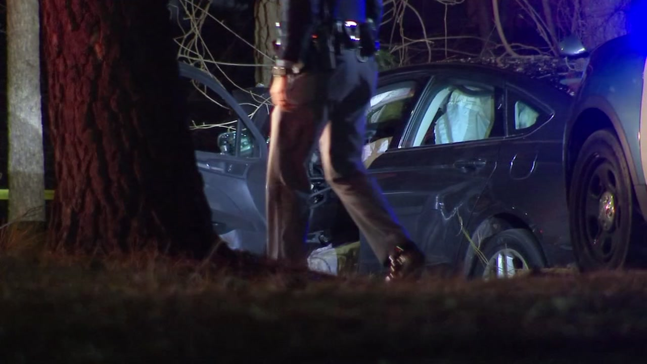 A man is dead and another person is injured following a crash in Raleigh on Tuesday morning.