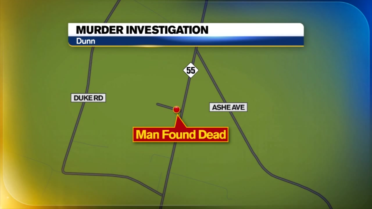 Suspect in murder of Dunn man taken into custody