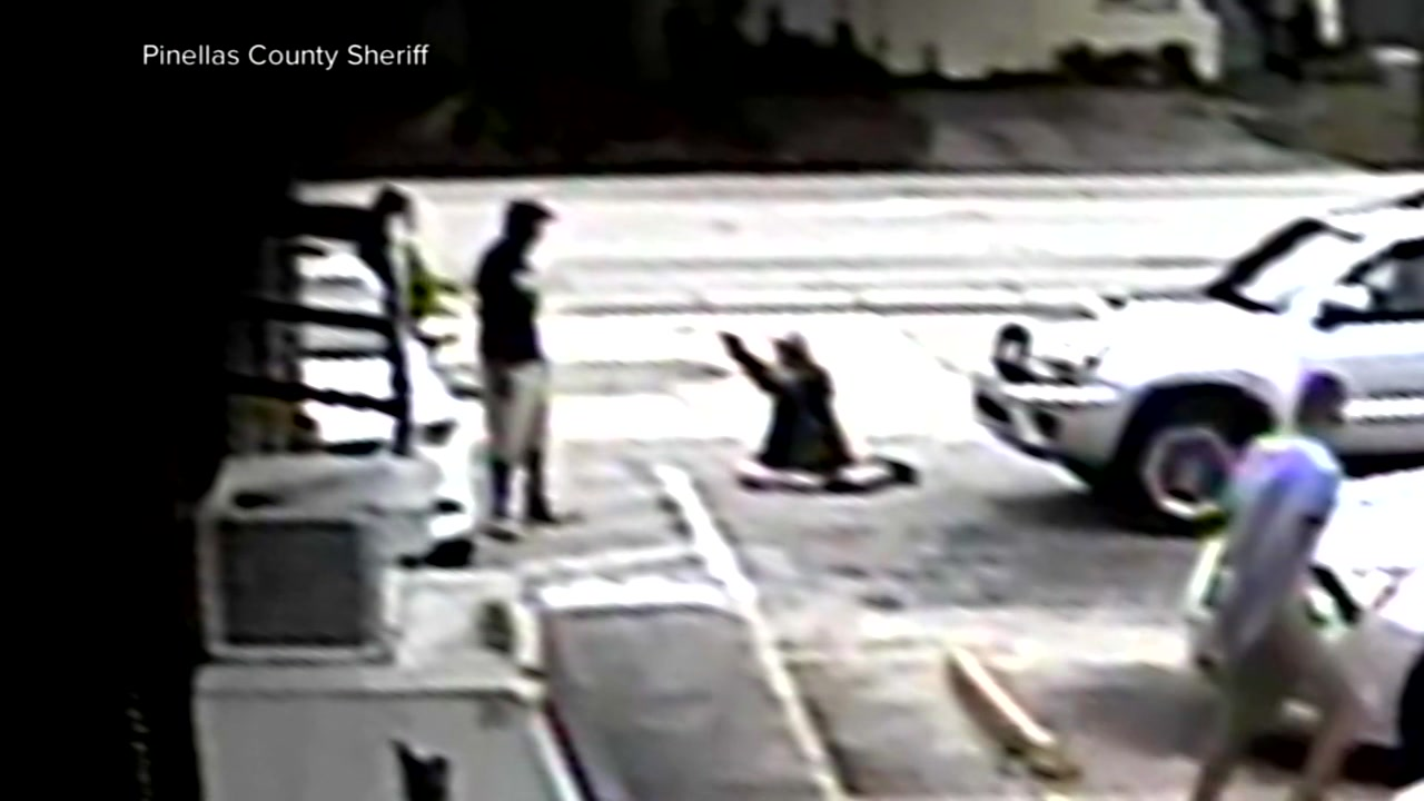 Florida prosecutors have charged aman in the death of an unarmed man whose videotaped shooting in a store parking lot