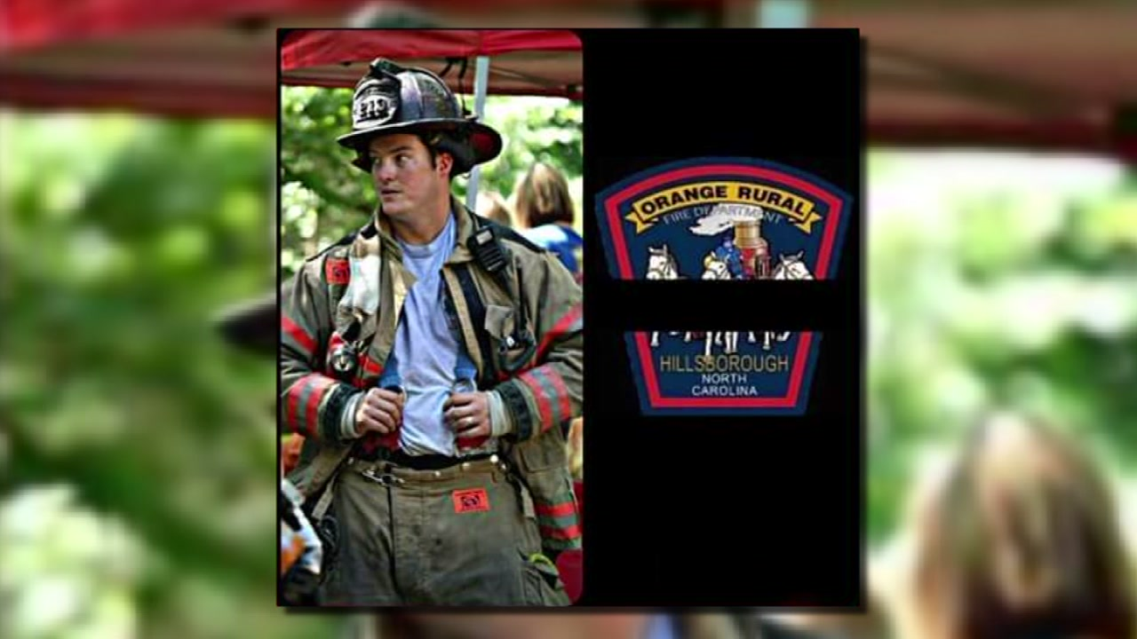 Orange County firefighter killed during trench rescue