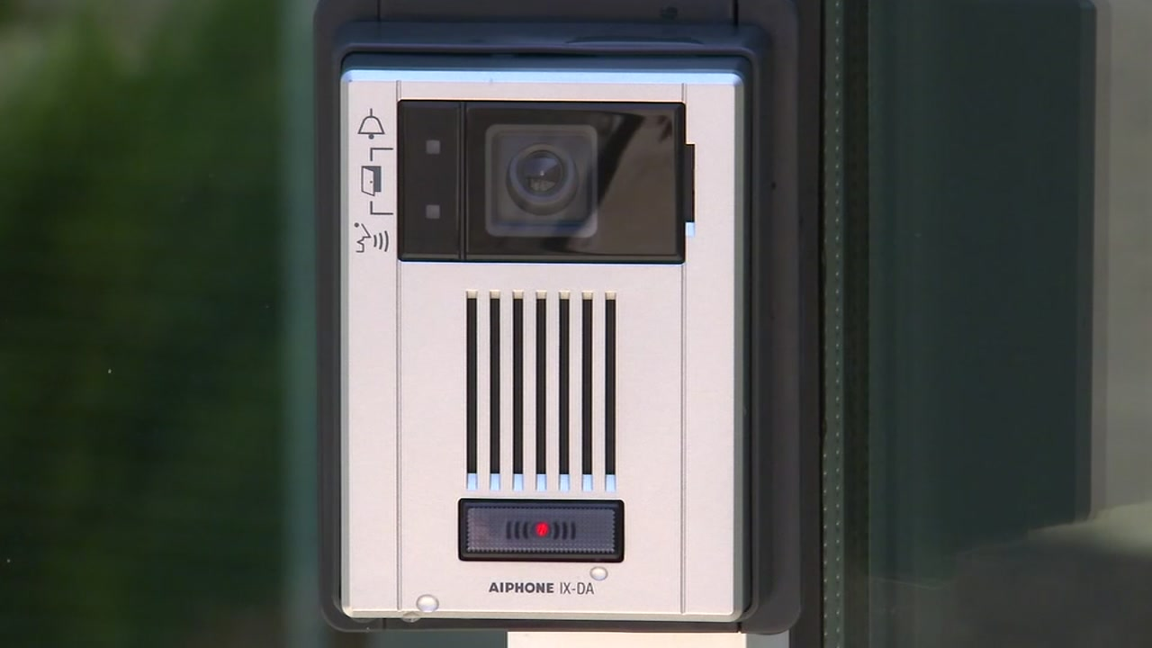 Every school in Wake County has security cameras and an entry buzzer system.