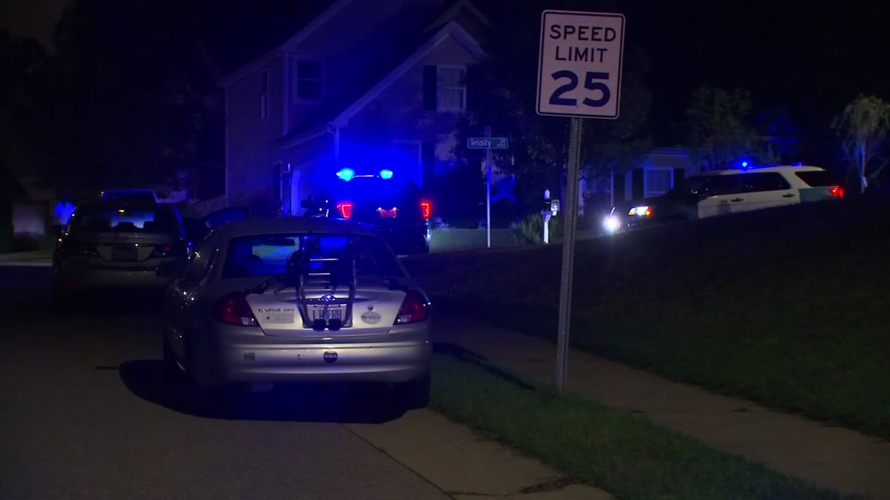 Raleigh police have identified a 20-year-old woman who was stabbed to death Monday night.