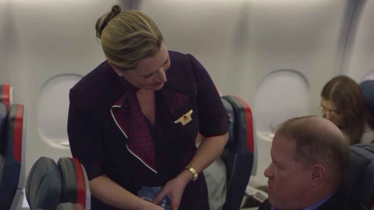 Want to be a flight attendant? Delta Airlines would like to talk to you.