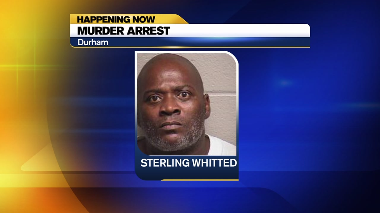 Sterling Whitted, 48, is accused of gunning down 43-year-old Reginald Johnson on his grandmothers front porch on July 31.