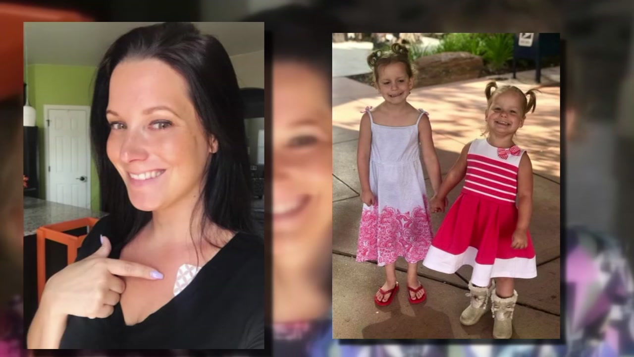 Shanann Watts and her two daughters have been missing since Monday morning.