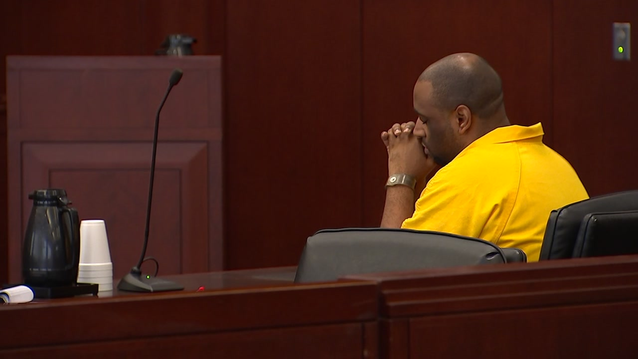 Man sentenced to 85 years in prison for raping 6-year-old girl in bathroom of Raleigh church.
