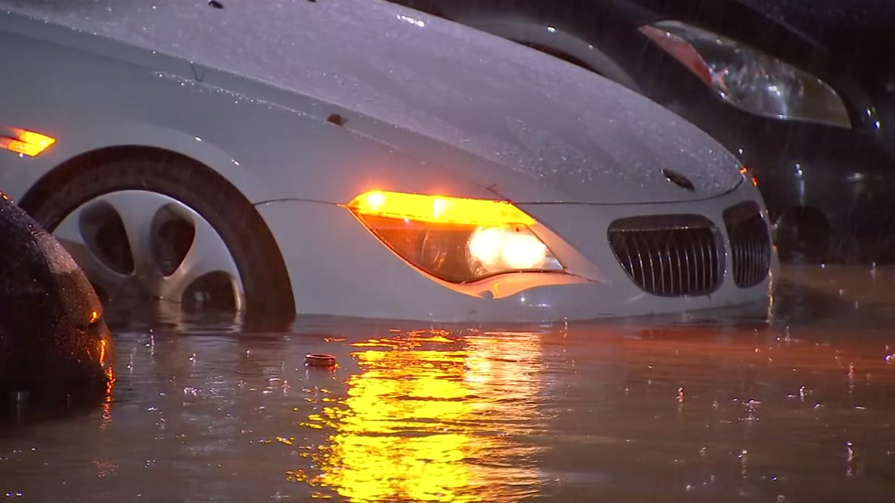 Several roads in Raleigh are closed after heavy rains caused flooding