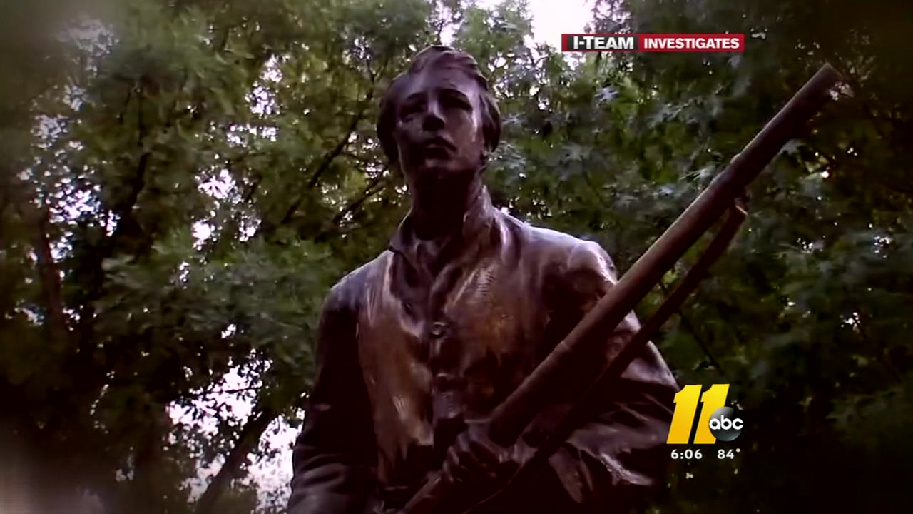 I-Team: North Carolina still home to 100+ Confederate monuments