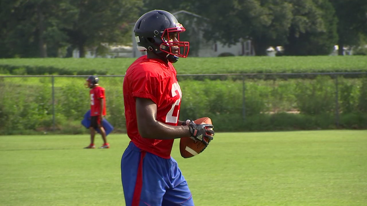 Zonovan Knight is one of the top running backs in the state and perhaps the nation.