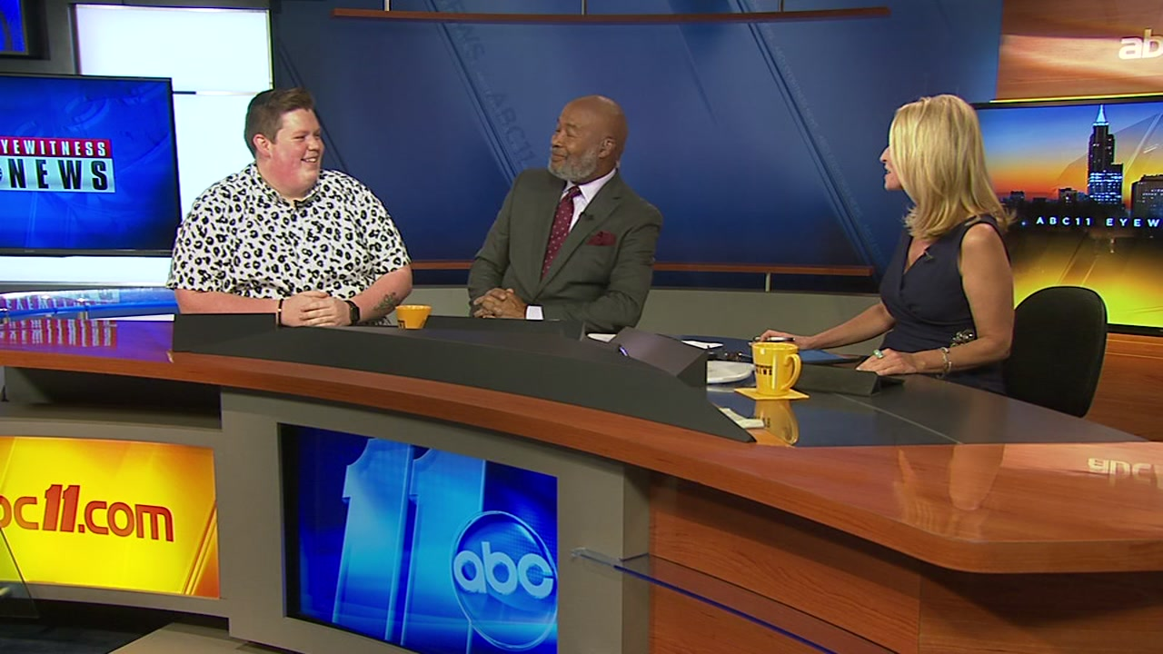 Former American Idol contestant Noah Davis stopped by ABC11 Wednesday morning to talk about his experience on the show.