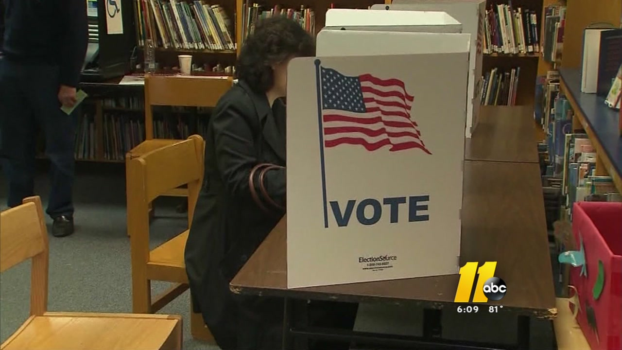 Wake County Elections officials are taking a wait-and-see approach.