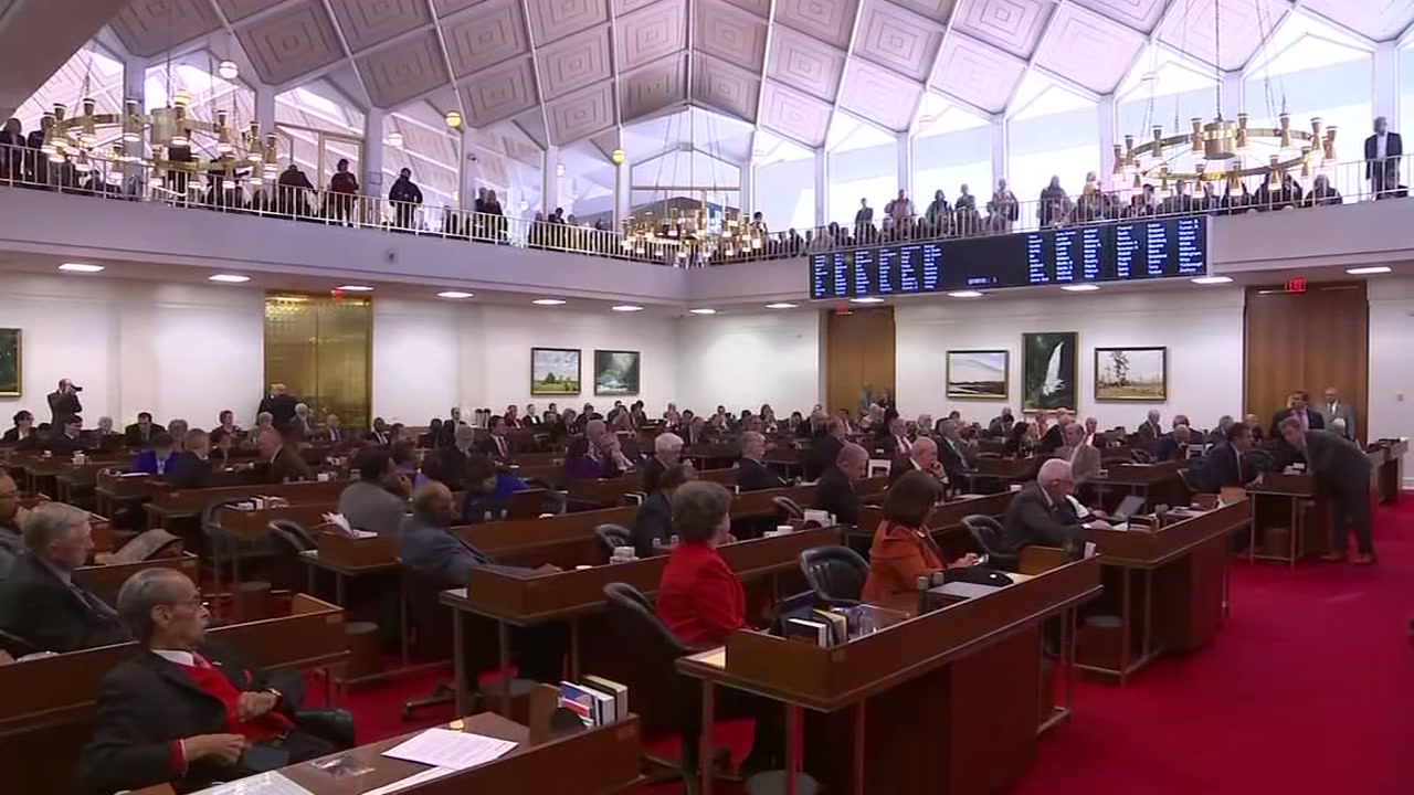 GOP leaders calling another special session to write new questions on proposed amendments