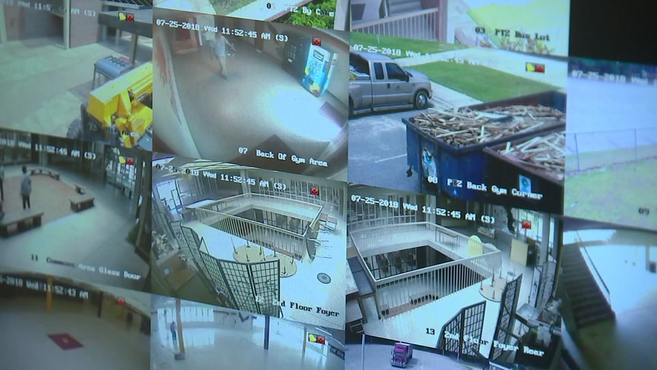 Several school districts in the area have added or are upgrading security measures to ensure students are safe while on campus.