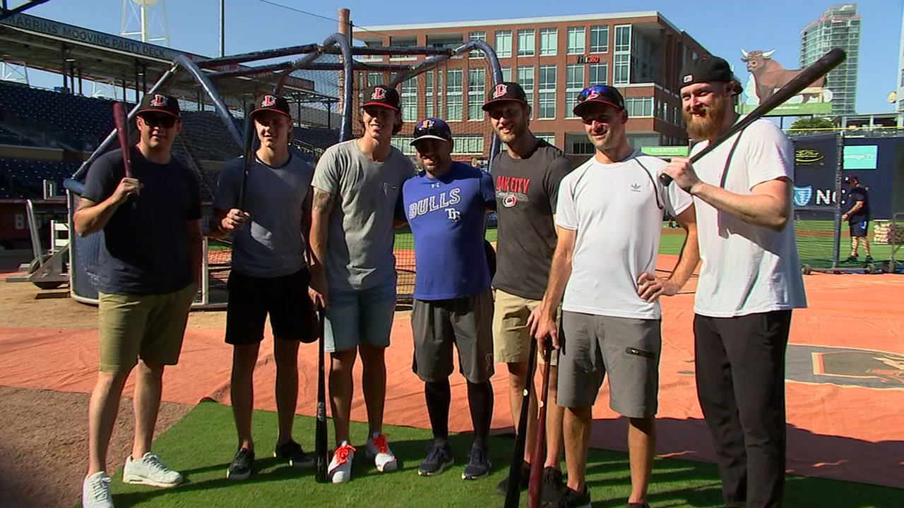 On Thursday night at the Durham Bulls Athletic Park, the Bulls and the Carolina Hurricanes teamed up to host Hockey Night.