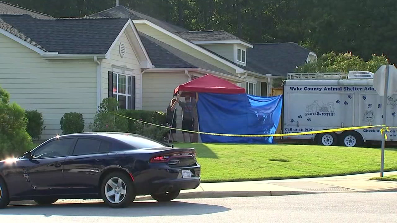 Animal control workers removed 22 pets from a Fuquay-Varina home Monday.
