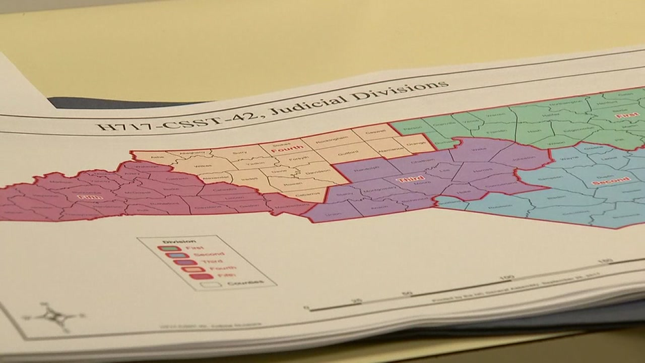 Another twist in the fight over Congressional maps.