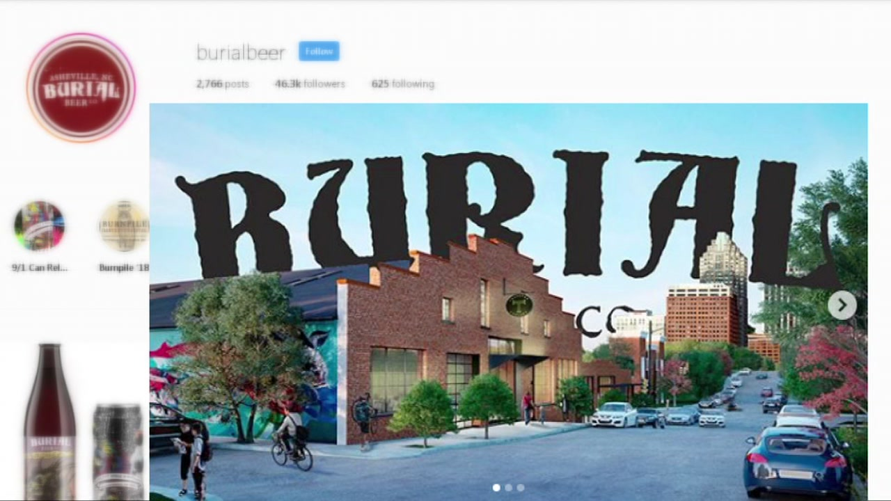 Burial Beer is coming to Raleigh.
