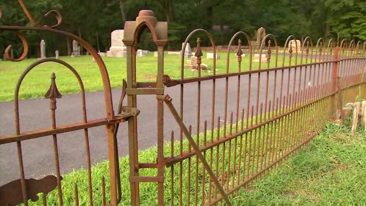 Cary residents worry greenway could run through cemetery.