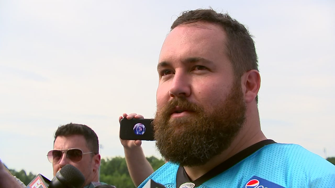 Ryan Kalil hopes his final season includes another run at a Super Bowl.