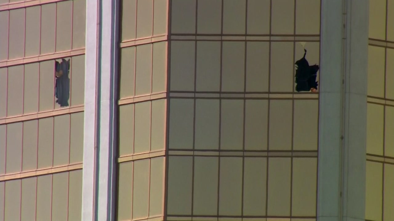 Police, fire, and medical responders were overwhelmed by 911 calls and the number of victims during Vegas shooting.