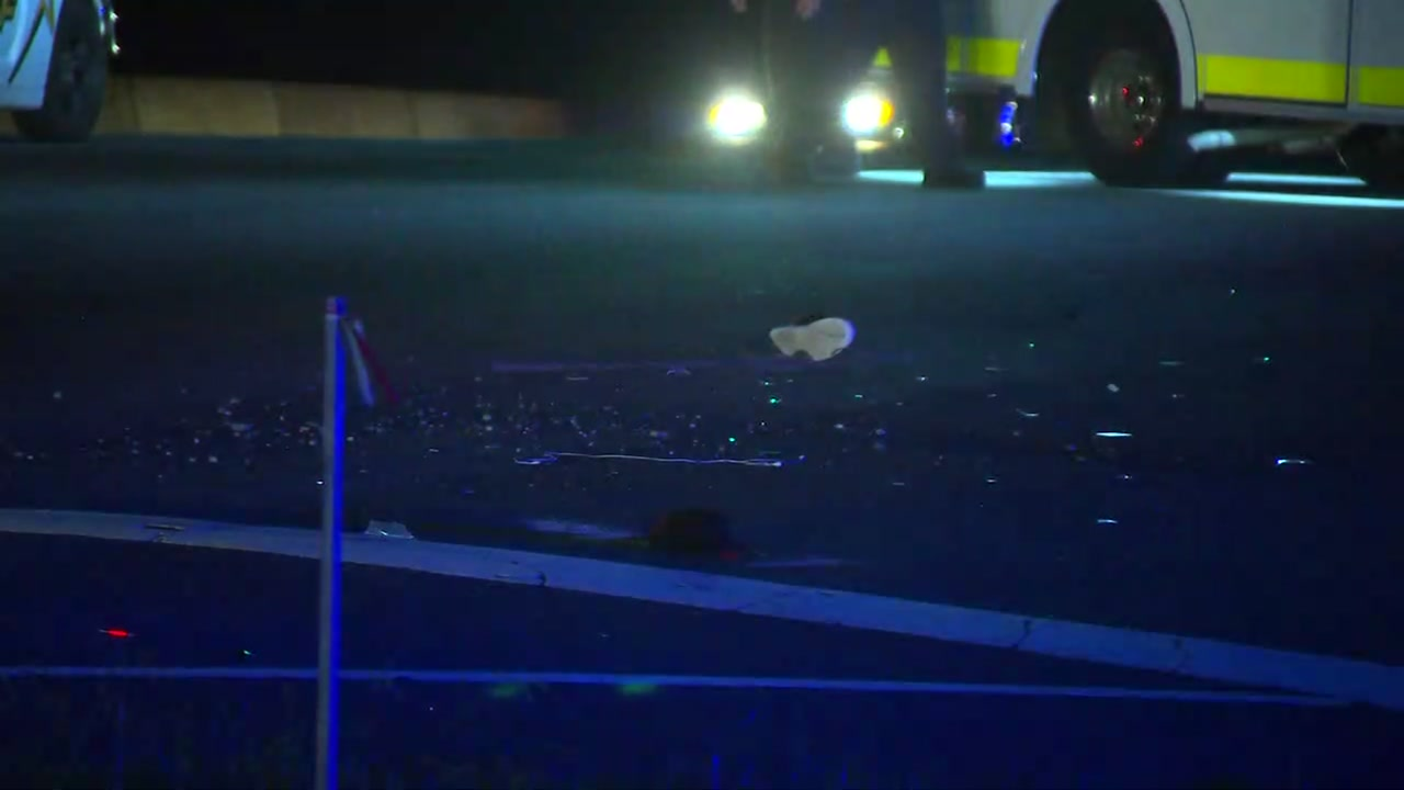 The North Carolina State Highway Patrol is investigating after a pedestrian was hit and killed Thursday morning.