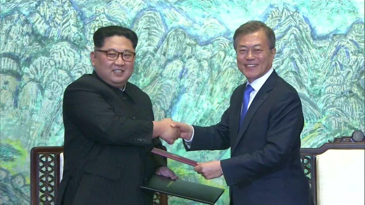 President Moon Jae-in will send an envoy to North Korea next week for talks on a nuclear standoff and to set up a summit planned for next month, his office said Friday.