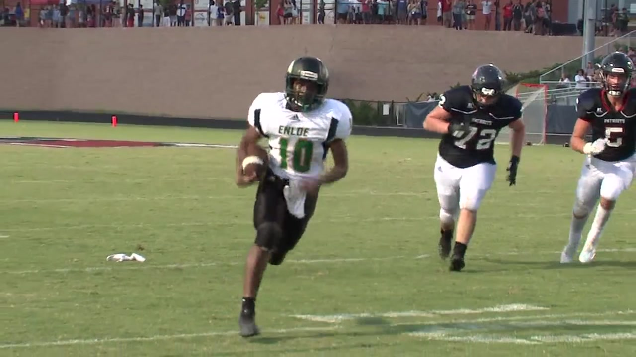 Enloe rolls past Apex Friendship in our Game of the Week.