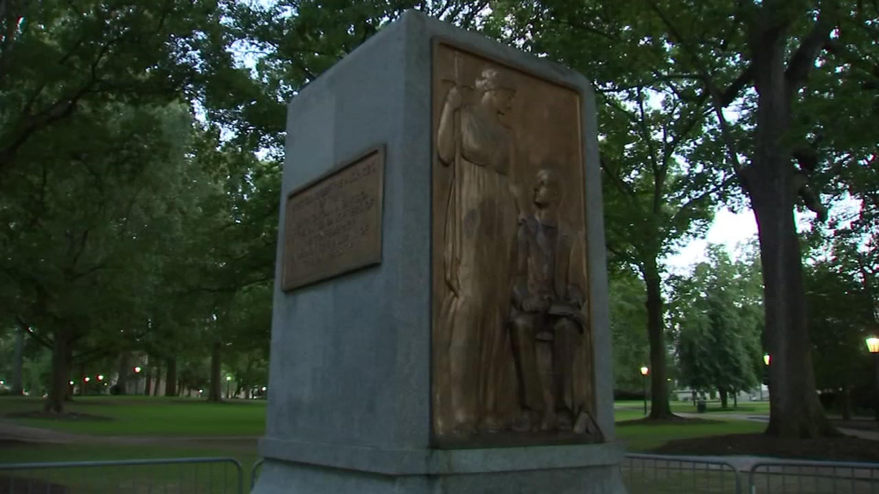 The UNC chancellor says the path is set for the moving of the Silent Sam statue. But to where?