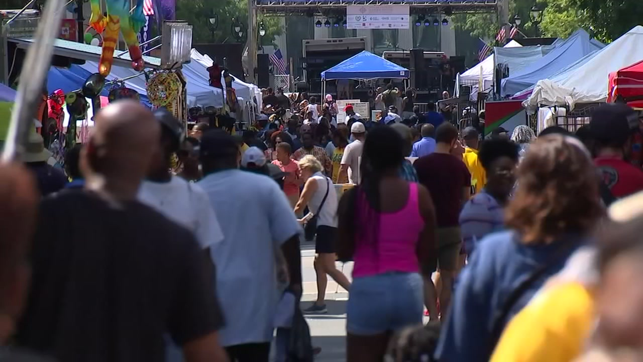 African American Cultural Festival kicks off in downtown Raleigh