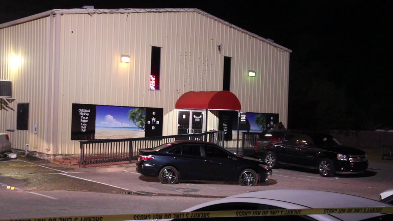 Investigation underway after shots fired at Paradise nightclub in Fayetteville