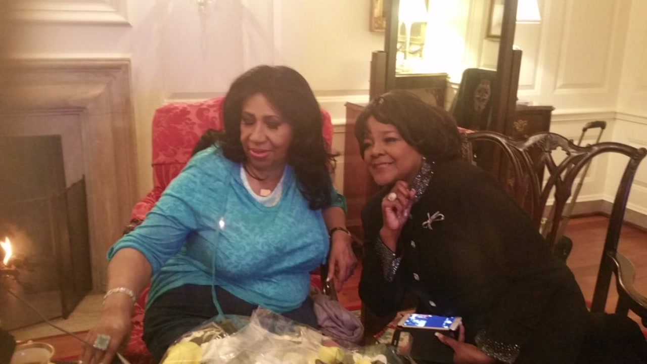 Gospel Queen Shirley Caesar, a pastor from Durham, and Soul Queen Aretha Franklin are two legends who were best friends.