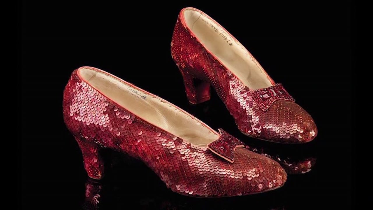 The famous ruby slippers seen in the Wizard of Oz went missing back in 2005; however, the FBI says theyre back home