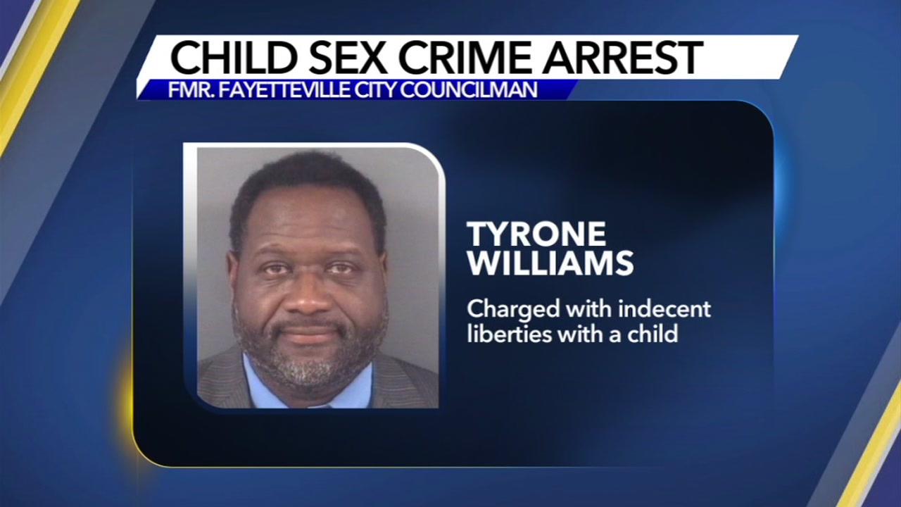Tyrone Williams is maintaining his innocence.