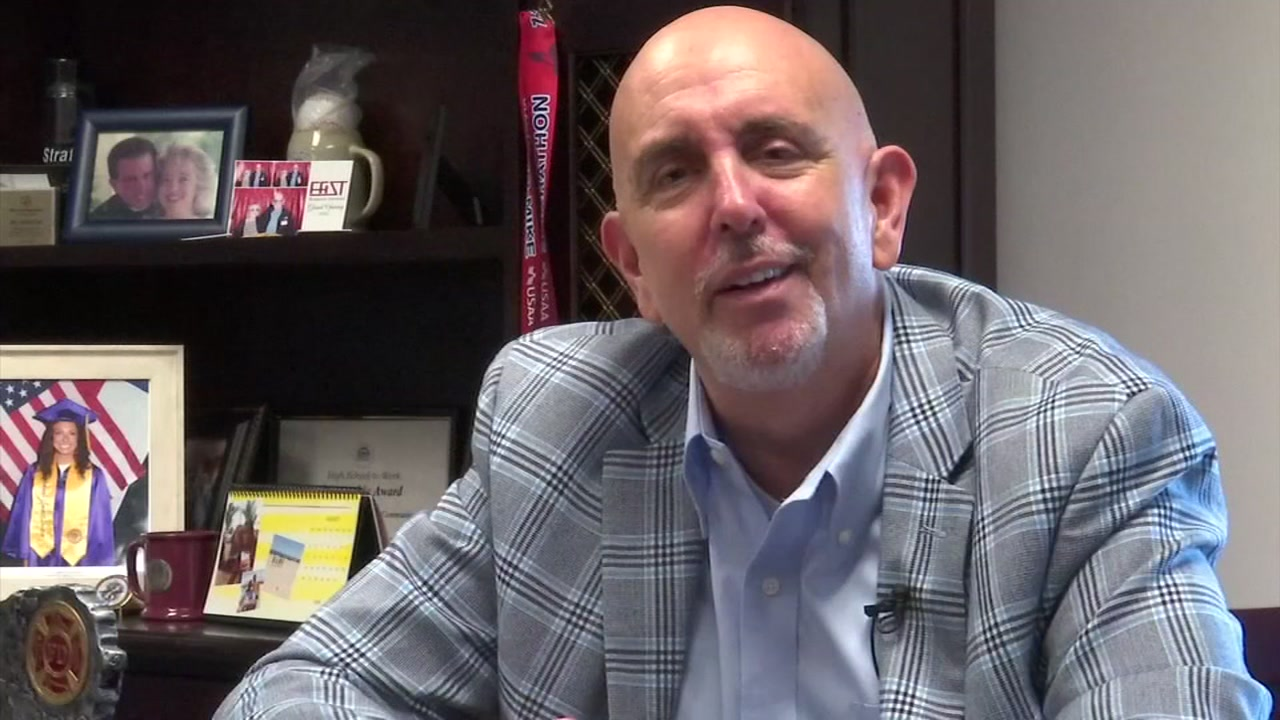 Fayetteville assistant city manager Jay Reinstein