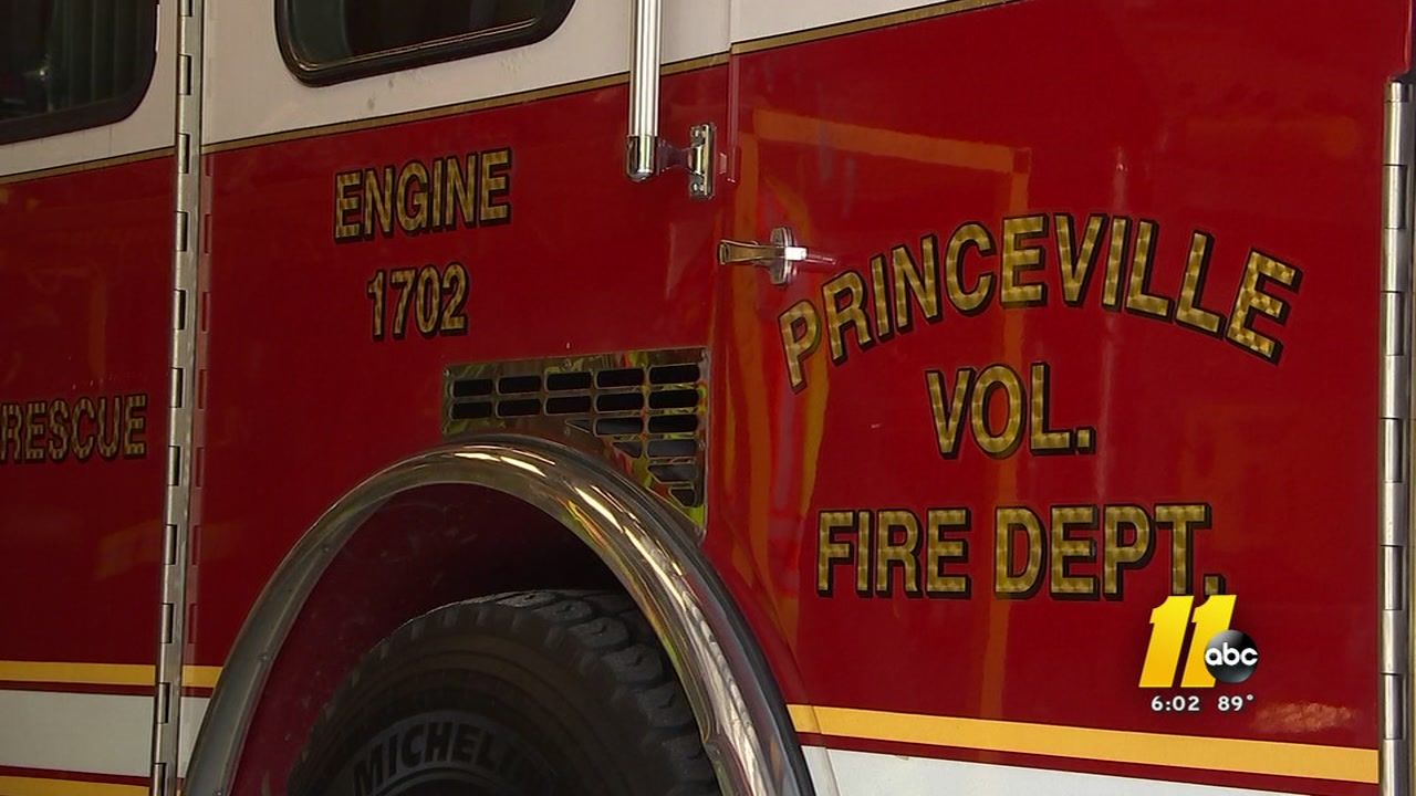 Nearly two years after Hurricane Matthew flooded Princeville, the volunteer fire department is finally back in its original station.