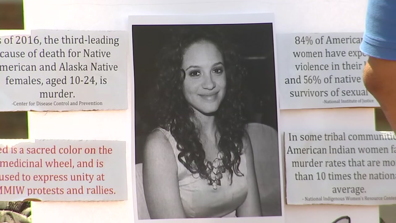Alpha Pi Omega is trying to raise awareness about the unsolved murder of Faith Hedgepeth.
