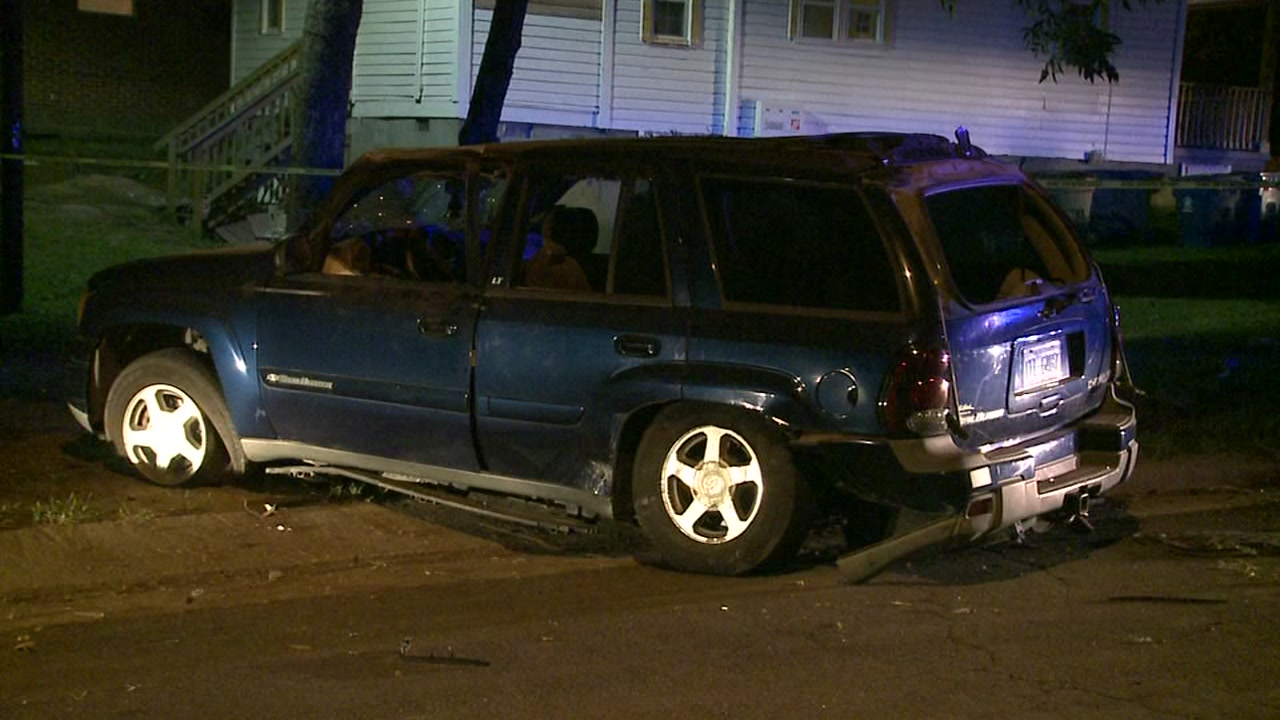 One hurt in Durham crash
