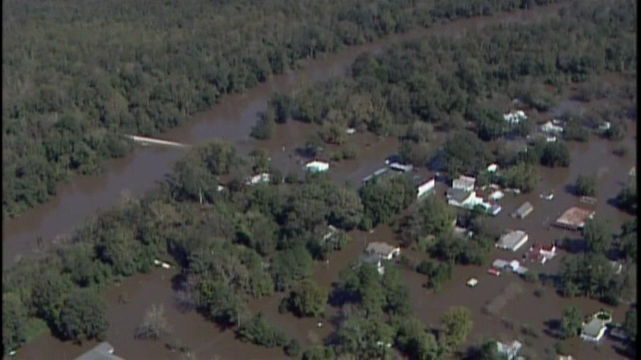 In 2016, Hurricane Matthew devastated their entire neighborhood on Spearman Street.