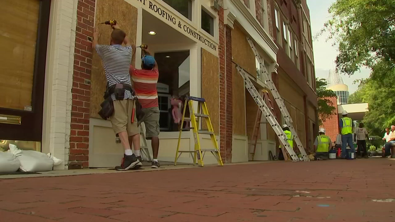 Cumberland County prepares for Hurricane Florence