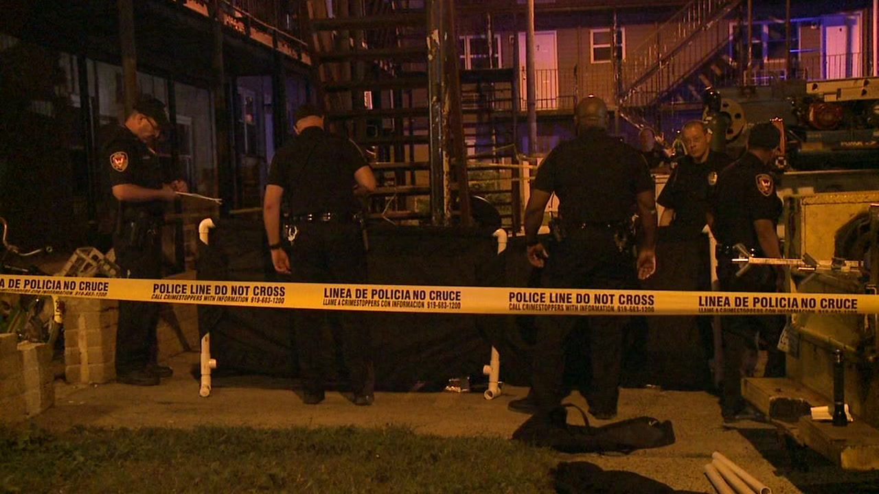 Durham police investigating after man found shot dead in parking lot