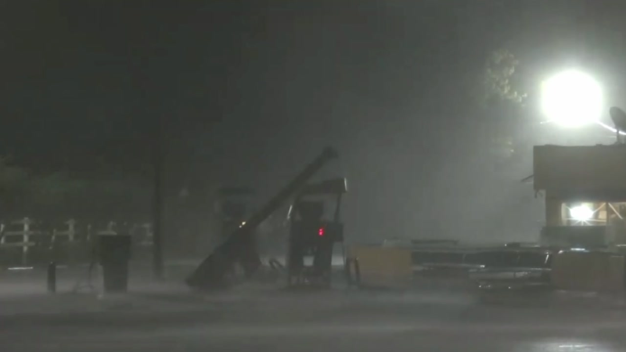 Hurricane Florence causes significant damage in Jacksonville